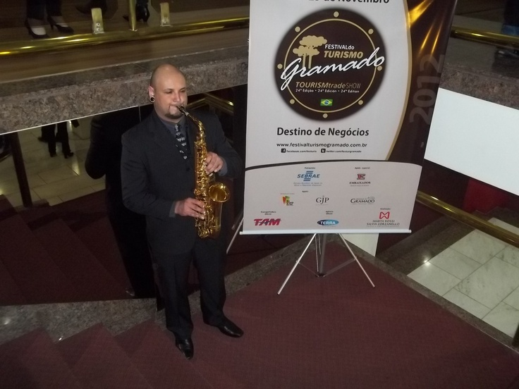 Lançamento do Festival do Turismo de Gramado, Hotel Embaixador, Porto Alegre.