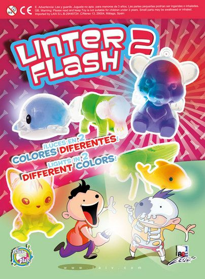 Novedades Juguetes y Máquinas Vending - Linterna Flash 2