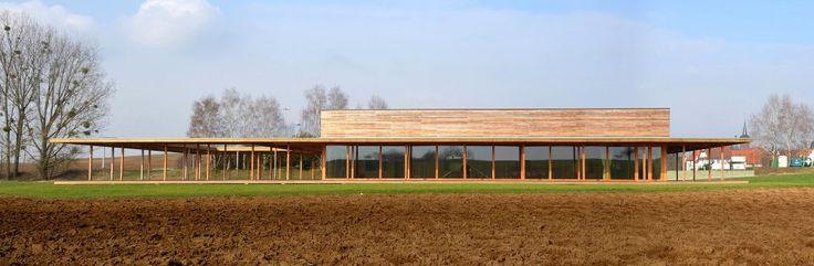Village Hall in HUNSPACH / Heintz-Kehr & associés