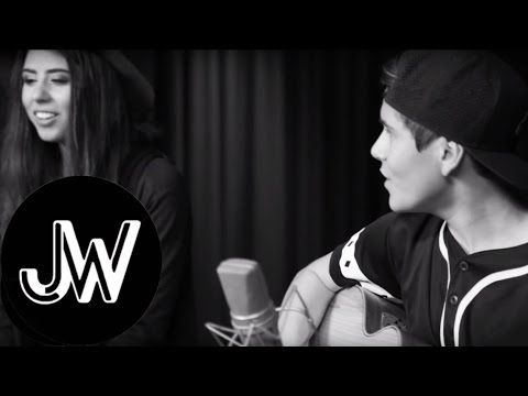 Jai Waetford - I Was Made For Loving You feat. Carla Wehbe (Tori Kelly Cover) - YouTube