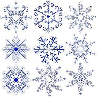 FANTÁSTICO MUNDO DA PRI : Snow Flake Tattoo - Tatuagem Floco de Neve