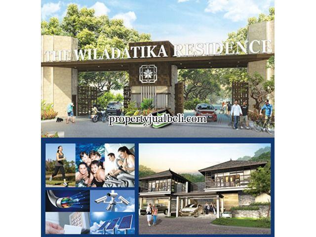 Rumah dijual di Jakarta timur Cibubur