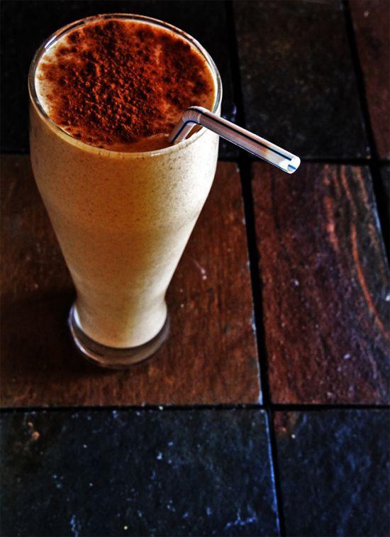 (Healthy) Pumpkin Pie Milkshake