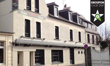 Hôtel Eden à Saint Malo : Séjour détente en Bretagne