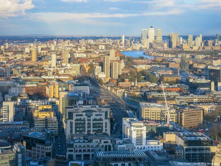 Londra este un oraș unde timp de o zi poți face mai multe fotografii decît în alte orașe timp de un an.