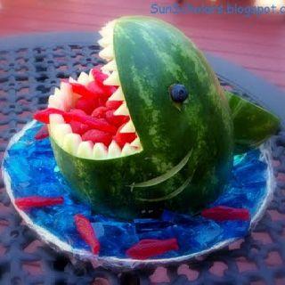 Fun idea for a pool party