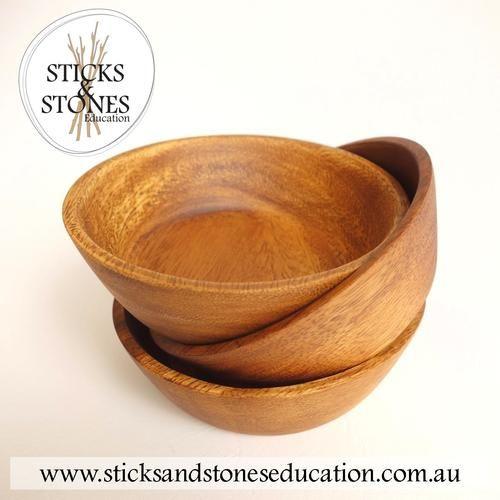 Cone Bowls Set
