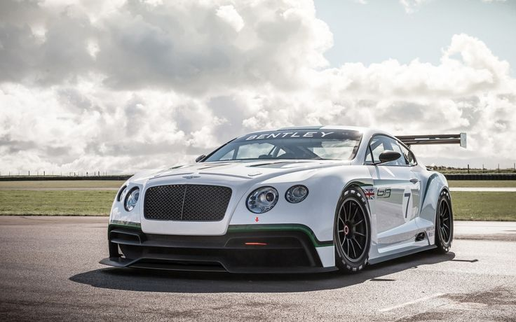 Bentley Continental GT3 Car 2013