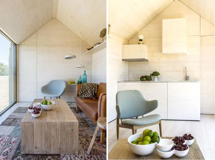 ÁPH80 Portable Prefab House by ÁBATON | jebiga |