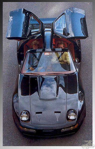 ポルシェ 928 ガルウィング