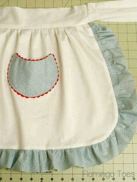 17 mejores ideas sobre patrones de delantal retro en pinterest ...