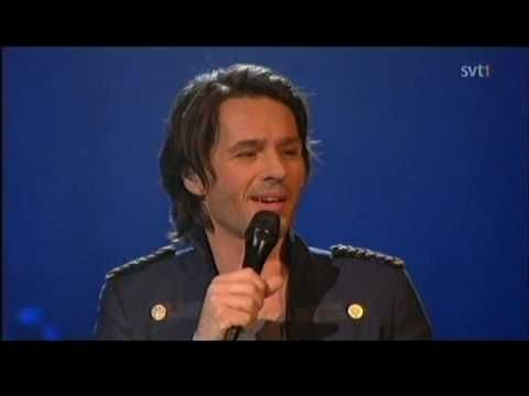 Peter Jöback - Hallelujah Decembernatt - YouTube