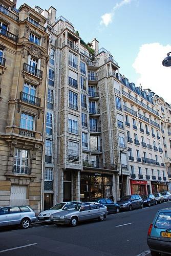 25 bis, Rue Franklin    Auguste Perret, 1904