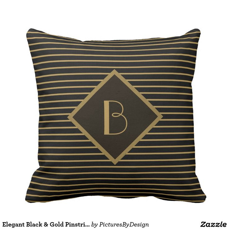 Modern Initial Pillow : 17 Best images about Pillows Pillows and more Pillows! on Pinterest Initials, Modern patterns ...