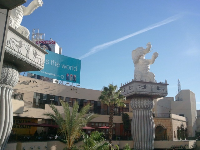 [Hollywood & Highland Center]