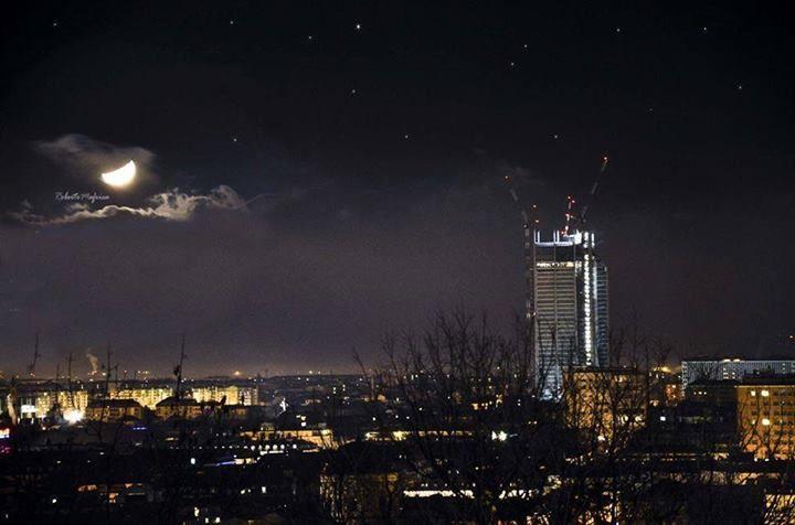 Torino nuovo skyline, foto di Roberto Mafrica