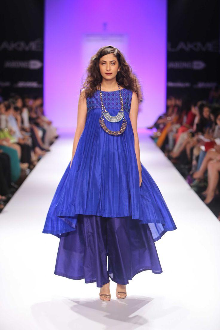 Lakmé Fashion Week – Shruti Sancheti at LFW WF 2014