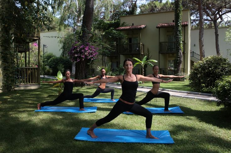 Amara Club Marine Nature Yoga