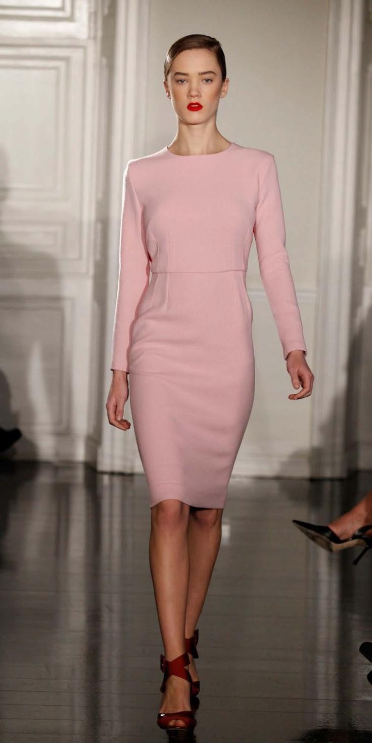 Emilia Wickstead 2012. pretty in pink...