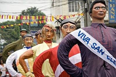 Higantes Festival in Antipolo, Rizal #Philippines #Pilipinas #Pinoy