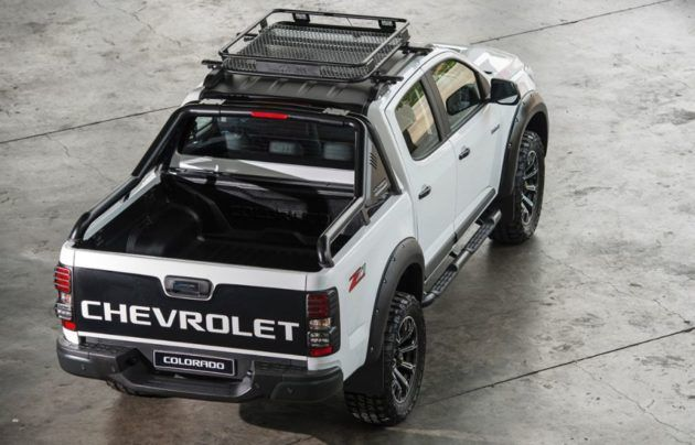 2017 Chevrolet Colorado ZR2 And Diesel | Release Date, Price