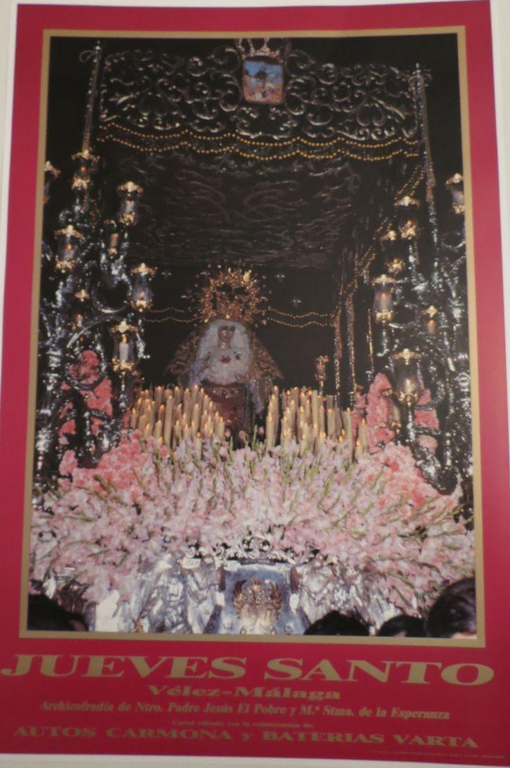 Jueves Santo, 1990. Autor: José Arroyo