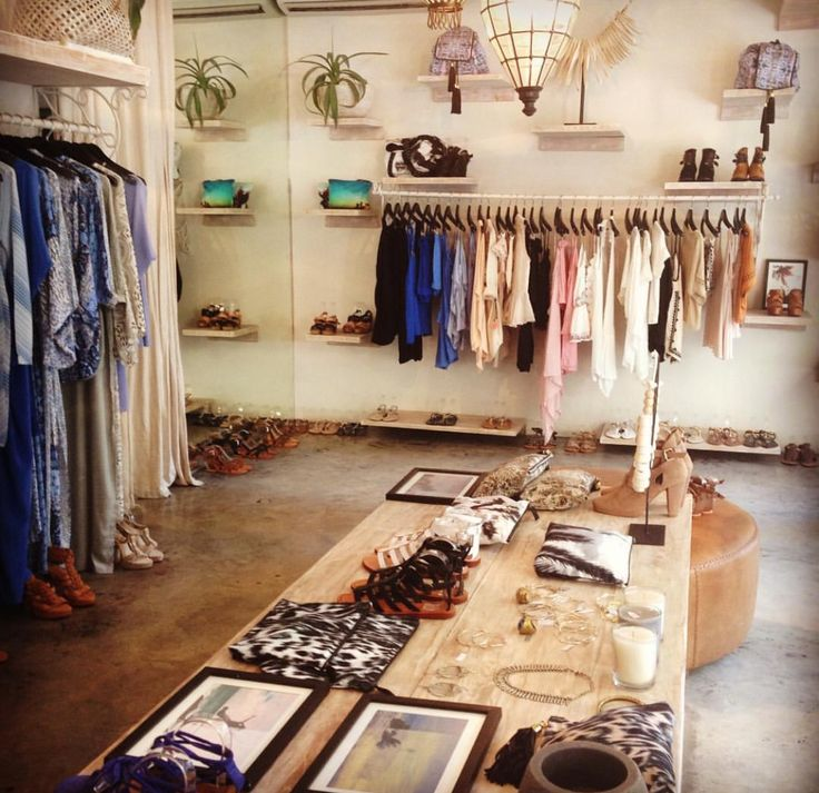 Best Fashion Boutiques By Charlie - The Bali Bible - The Bali Bible