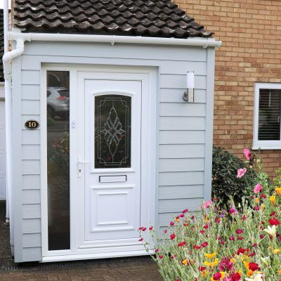 Image result for upvc weatherboard cladding uk