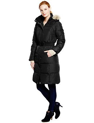 1000  images about Long Down Coats I own on Pinterest   Coats