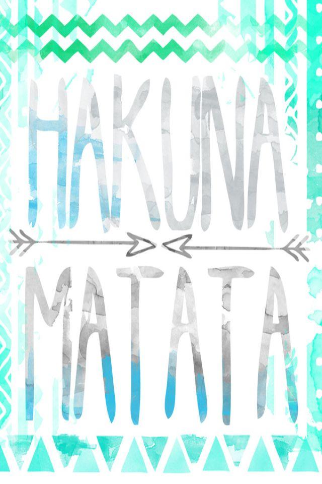 Hakuna Matata Wallpaper Iphone Backgrounds D Pinterest
