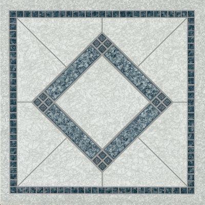 Celano Twilight Blue A3555 Vinyl Tile Bathroom