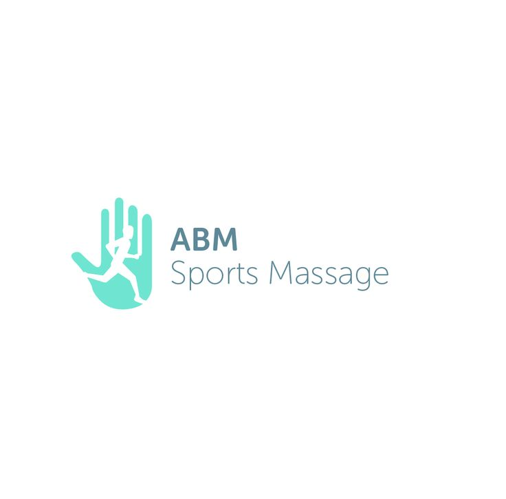 a little sporterier less chunky like the cutout detail abm sports massage logo