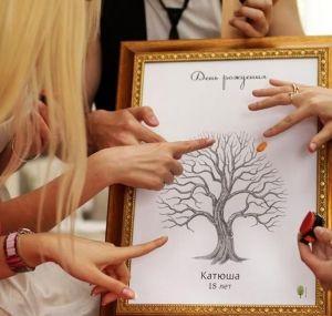 Дерево пожеланий Свадебное дерево пожеланий
