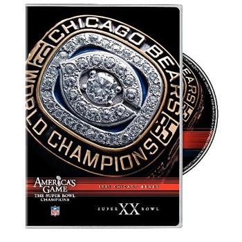 Chicago Bears Super Bowl XX