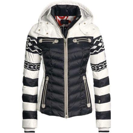 Bogner Sport Tami-D Down Jacket - Women's | Backcountry.com ski jacket