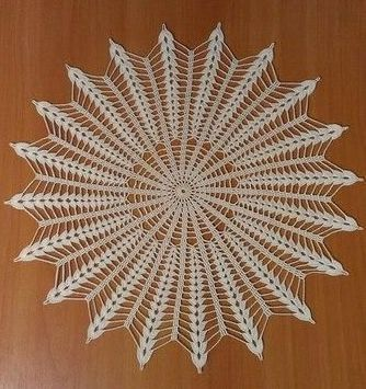 Easy Crochet Doily Patterns Free Free Oval Doily Patterns To