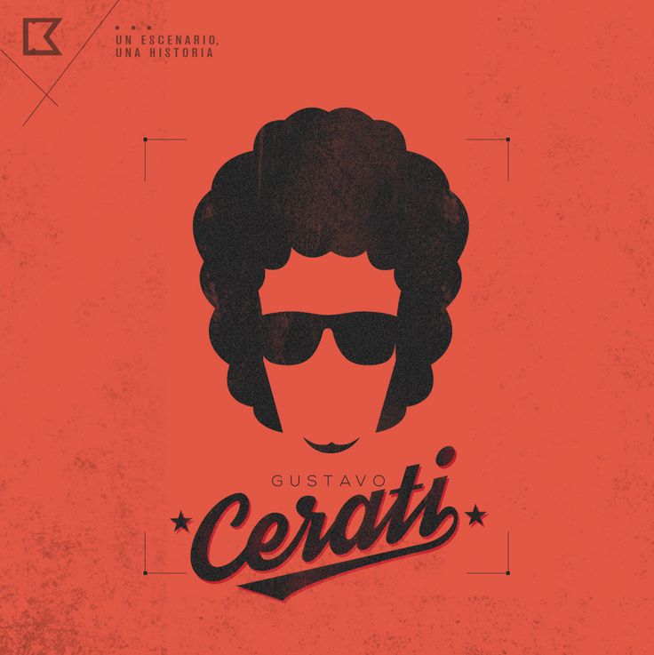 #cerati #poster #graphic #grafica #design #diseno #argentina #rockstar #sodastereo #red #kartel #ad #lab #art #urbanart #color #draw #icon