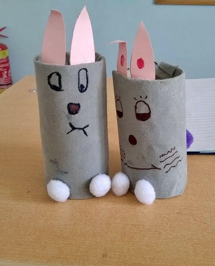 Rabbit Egg Cup - Αυγοθήκη Λαγουδάκι