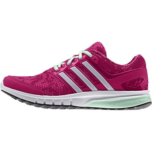 Zapatillas Adidas Mujer Running Blancas