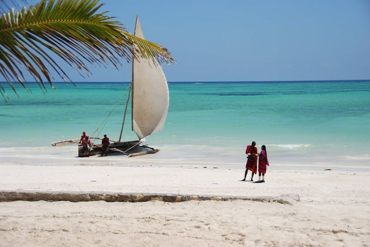 Panoramio - Photo of Sultan Sands, Zanzibar