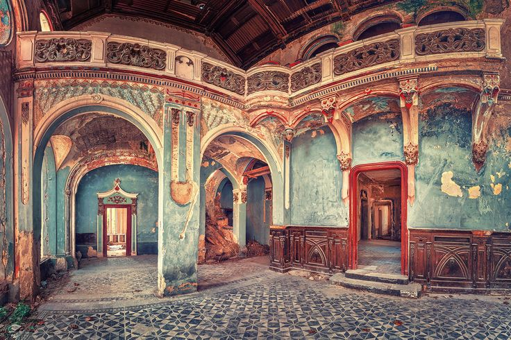 Neglected Beauty by Matthias Haker