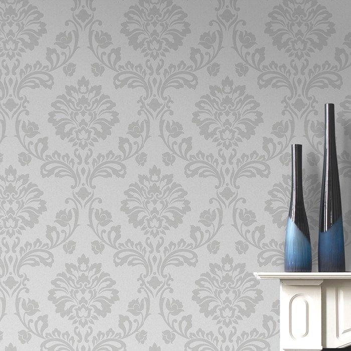 44 best Front bedroom wallpaper images on Pinterest   Bedroom ...