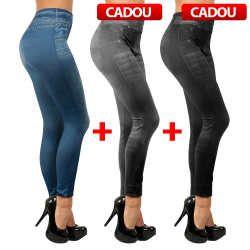 Blugii modelatori Slim' n Lift Caresse Jeans sunt in oferta speciala. Alege modelul preferat si primesti GRATUIT inca doua perechi in nuante diferite!