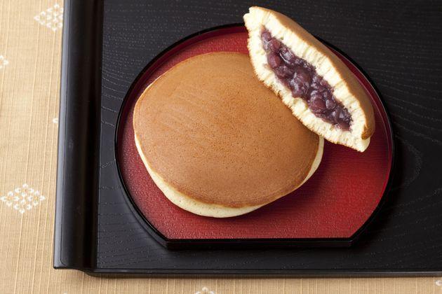 Dorayaki cake Usagiya うさぎやのどら焼き