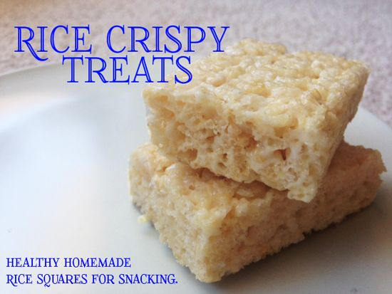 How to Make Rice Crispy Treats - Fitness For Women by Flavia Del Monte 8 cups organic sugar-free rice puffs 1 cup maple syrup or honey 2 tsp vanilla extract ½ cup coconut oil or organic butter ½ tsp sea salt