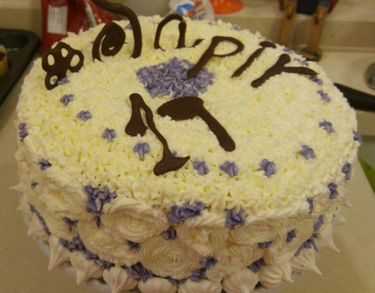 19 cake