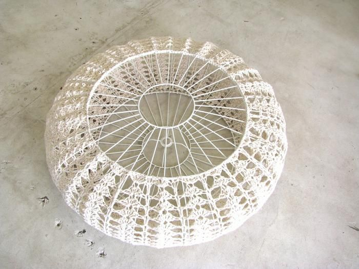 wire lamp shade - Google Search