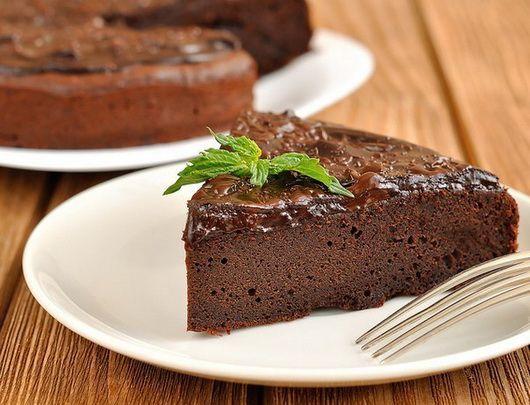 Шоколадный пирог - Рецепты шоколадного пирога - Как правильно