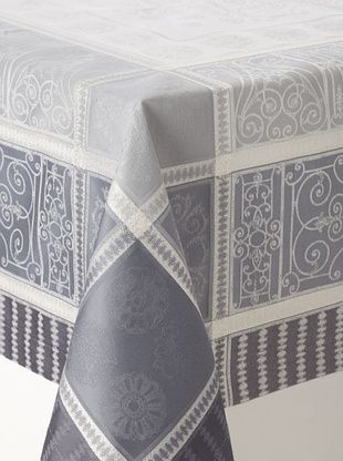 39% OFF Garnier-Thiebaut Tuileries Tablecloth (Argent)