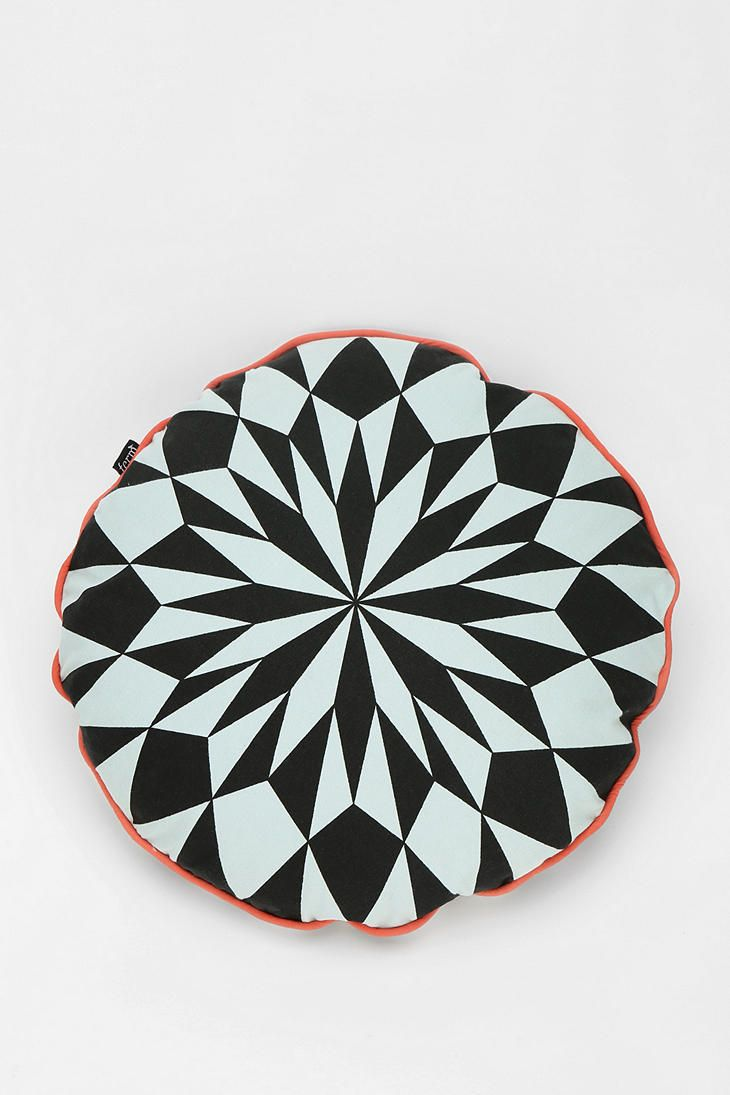 Ferm Living Star Pillow Urban Outfitters Home